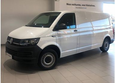 Voiture Volkswagen Transporter FOURGON FGN TOLE L2H1 2.0 TDI 150 BUSINESS LINE Occasion