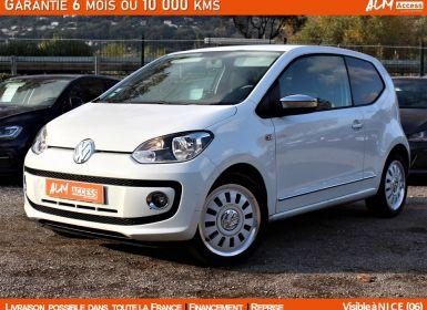 Vente Volkswagen Up 75 3 PORTES 1.0 WHITE Occasion