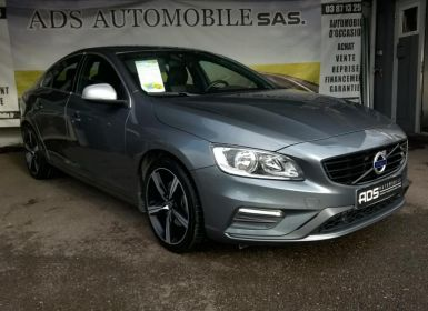 Achat Volvo S60 D3 150 CH STOP&START R-DESIGN Occasion