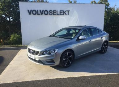 Achat Volvo S60 D4 181ch Start&Stop R-Design Geartronic Occasion