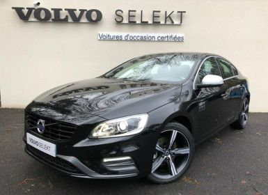 Achat Volvo S60 D4 190ch R-Design Occasion