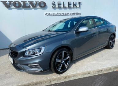 Achat Volvo S60 D4 190ch R-Design Geartronic Occasion