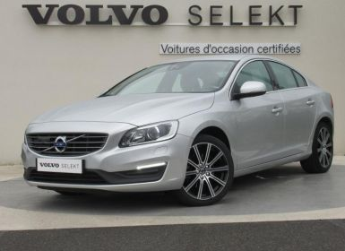 Vente Volvo S60 T3 152ch Översta Edition Geartronic Occasion