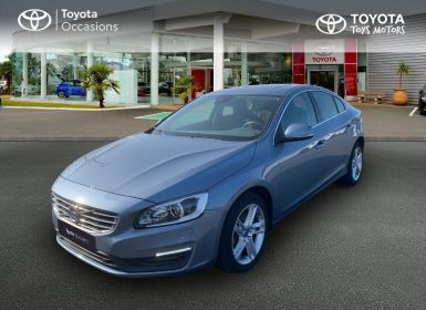 Achat Volvo S60 T4 190ch Översta Edition Geartronic Occasion