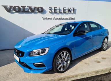 Achat Volvo S60 T6 AWD 367ch Polestar Geartronic Occasion