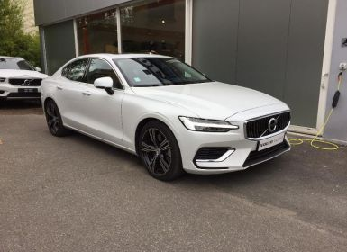 Volvo S60 T8 Twin Engine 303 + 87ch Inscription Luxe Geartronic 8