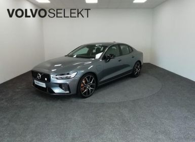 Achat Volvo S60 T8 Twin Engine 318 + 87ch Polestar Engineered Geartronic 8 Occasion