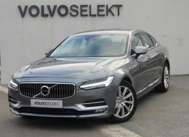 Voiture Volvo S90 D4 190ch Inscription Geartronic Occasion