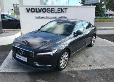 Vente Volvo S90 D4 190ch Inscription Luxe Geartronic Occasion