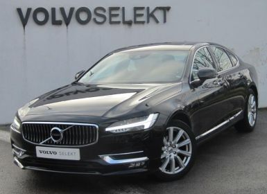 Vente Volvo S90 D4 190ch Inscription Luxe Geartronic Occasion