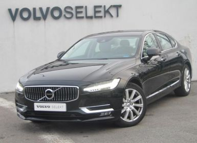 Achat Volvo S90 D5 AWD 235ch Inscription Geartronic Occasion
