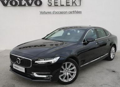 Voiture Volvo S90 D5 AWD 235ch Inscription Geartronic Occasion