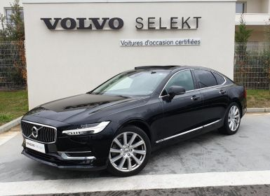 Vente Volvo S90 D5 AWD 235ch Inscription Luxe Geartronic Occasion
