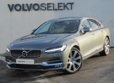 Achat Volvo S90 D5 AWD 235ch Inscription Luxe Geartronic Occasion