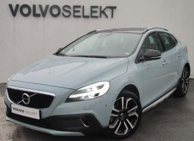 Achat Volvo V40 Cross Country D2 120ch Översta Edition Occasion