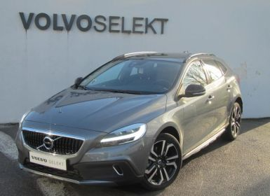 Voiture Volvo V40 Cross Country D2 120ch Översta Edition Geartronic Occasion