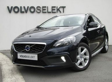 Voiture Volvo V40 Cross Country D2 120ch Summum Occasion