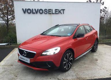 Vente Volvo V40 Cross Country D3 150ch Översta Edition Occasion