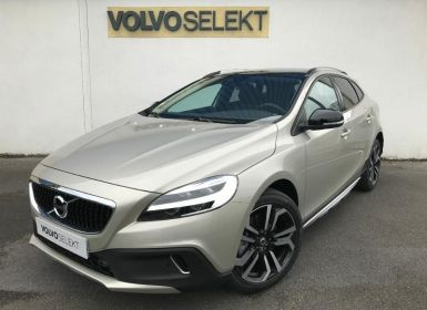 Voiture Volvo V40 Cross Country D3 150ch Översta Edition Geartronic Occasion
