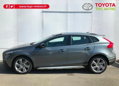 Acheter Volvo V40 Cross Country D3 150ch Start&Stop Kinetic Geartronic Occasion