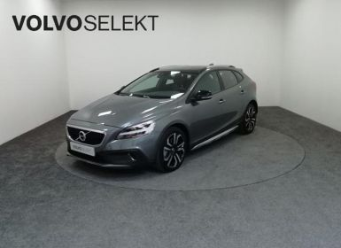 Voiture Volvo V40 Cross Country D3 AdBlue 150ch Översta Edition Geartronic Occasion