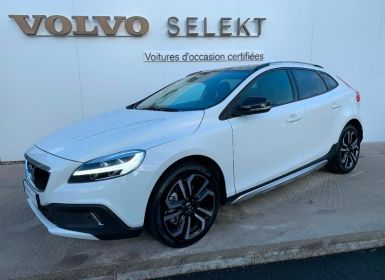 Voiture Volvo V40 Cross Country T3 152ch Geartronic Occasion