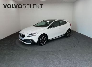 Achat Volvo V40 Cross Country T3 152ch Översta Edition Geartronic Occasion