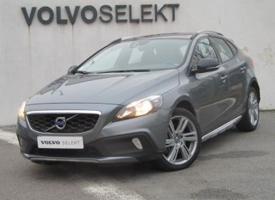 Voiture Volvo V40 Cross Country T3 152ch Summum Geartronic Occasion