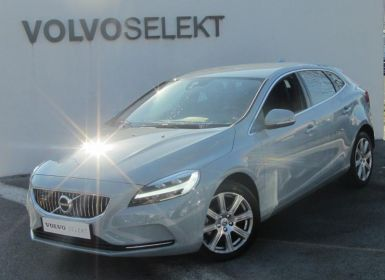 Voiture Volvo V40 D2 120ch Inscription Occasion