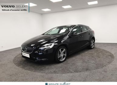 Voiture Volvo V40 D2 120ch Inscription Geartronic Occasion