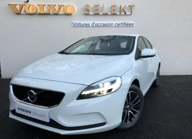 Voiture Volvo V40 D2 120ch Itëk Edition Occasion