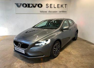 Vente Volvo V40 D2 120ch Momentum Occasion