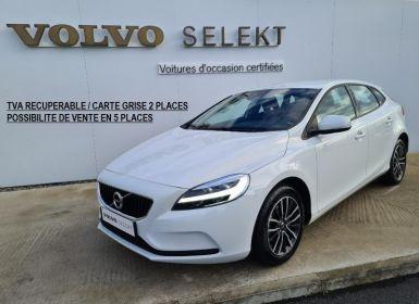Vente Volvo V40 D2 120ch Momentum Business Occasion