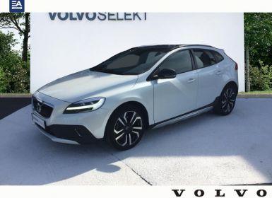 Vente Volvo V40 D3 150ch Översta Edition Geartronic Occasion