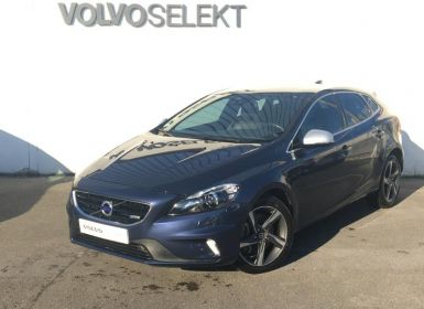 Voiture Volvo V40 D4 190ch Start&Stop Xenium Geartronic Occasion