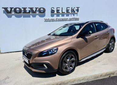 Achat Volvo V40 T3 152ch Översta Edition Geartronic Occasion