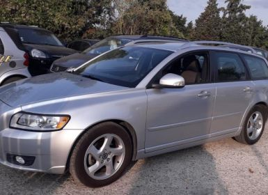 Achat Volvo V50 (2) D2 115 BUSINESS EDITION Occasion