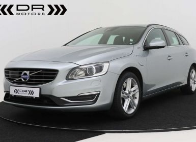 Vente Volvo V60 2.4 D6 4WD Plug-in Hybrid - FULL OPTION - LEDER Occasion