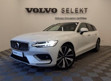 Achat Volvo V60 B3 163ch Inscription Geartronic Occasion