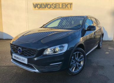 Voiture Volvo V60 Cross Country D3 150ch Pro Geartronic Occasion