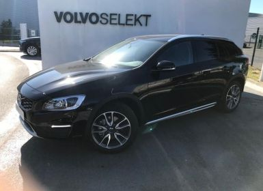 Acheter Volvo V60 Cross Country D3 150ch Pro Geartronic Occasion