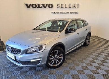Achat Volvo V60 Cross Country D3 150ch Summum Geartronic Occasion