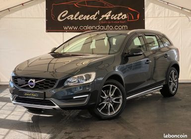 Vente Volvo V60 cross country d4 190 awd summum geartronic Occasion