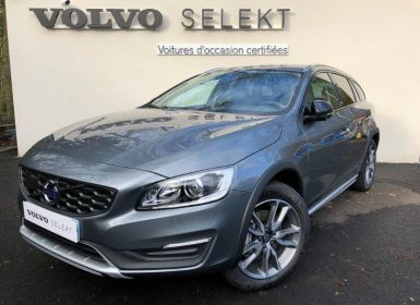 Acheter Volvo V60 Cross Country D4 AWD 190ch Pro Geartronic Occasion