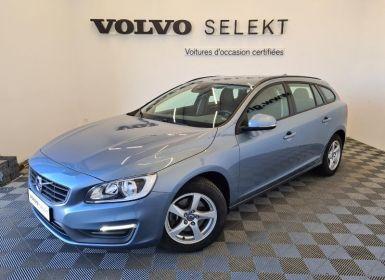 Vente Volvo V60 D2 120ch Kinetic Business Occasion
