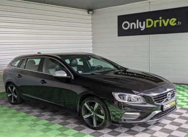 Vente Volvo V60 D3 150 ch Stop&Start R-Design Geartronic A Occasion