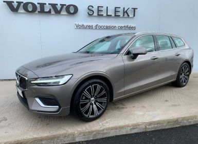 Voiture Volvo V60 D3 150ch AdBlue Inscription Geartronic Occasion
