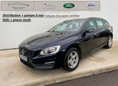 Vente Volvo V60 D3 150ch Kinetic Business Geartronic Occasion