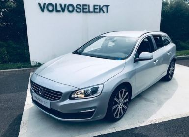 Voiture Volvo V60 D3 150ch Översta Edition Geartronic Occasion