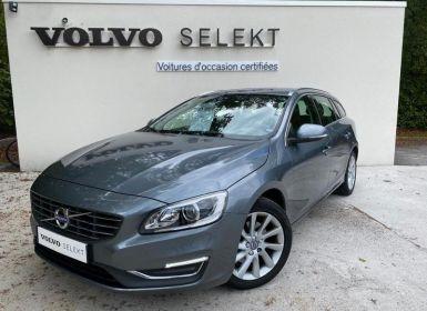 Vente Volvo V60 D3 150ch Summum Geartronic Occasion